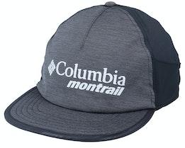 Montrail™ Running Hat Ii Black Strapback - Columbia
