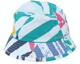 Pine Mountain™ Hat White Multi Pri Bucket - Columbia
