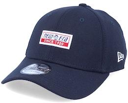 Felt Patch 39Thirty Navy/White Flexfit - New Era