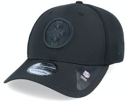 Pittsburgh Steelers NFL 39Thirty Black/Black Flexfit - New Era