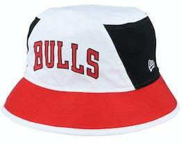 Chicago Bulls Team 2 White/Red Bucket - New Era