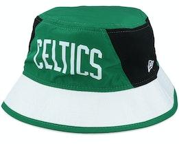 Boston Celtics Team Green/White Bucket - New Era