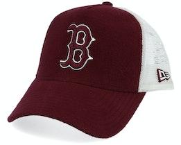 Boston Red Sox MLB Maroon/White Trucker - New Era