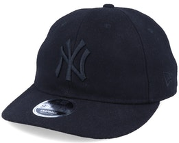 New York Yankees Retro-Crown 9Fifty Black Adjustable - New Era