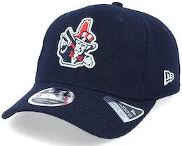 New Hampshire Fisher Cats Minor League 9Fifty Navy Adjustable - New Era