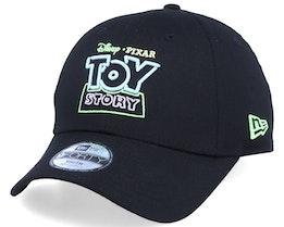 Kids Toy Story 9Forty Black Adjustable - New Era