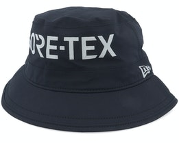 GORE-TEX Reflective Black/Grey Bucket - New Era