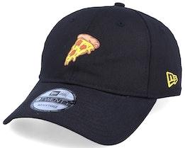 Borough 9Twenty Pizza Black Adjustable - New Era