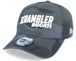 Sp20 Scrambler A-frame Black/Camo 9Forty - New Era
