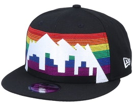 Denver Nuggets 9Fifty Black Snapback - New Era