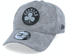 Boston Celtics Engineered Plus Dark Grey/Black Trucker - New Era