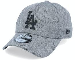 Los Angeles Dodgers Engineered Plus 9Forty Grey/Black Adjustable - New Era