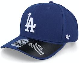 Los Angeles Dodgers Cold Zone 47 Mvp DP Wool Royal Adjustable - 47 Brand