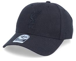 Liverpool Exclusive Metallic Mvp Black/Black Adjustable - 47 Brand