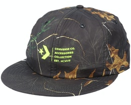 Mountain Club Realtree  Black Strapback - Converse