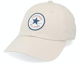 Tipoff Chuck Baseball Mpu String Beige Dad Cap - Converse
