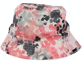 Flora Reversible Black/White Paint Splat Bucket - Converse