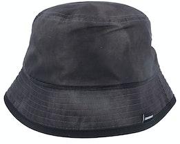Washed Hat Black Bucket - Converse