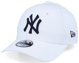 Kids New York Yankees Essential 9Forty White/Navy Adjustable - New Era