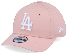 Kids Los Angeles Dodgers Essential 9Forty Peach/White Adjustable - New Era