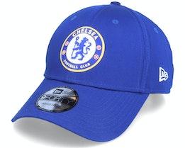 Chelsea Essential Team 9Forty Cfc Cab Blue Adjustable - New Era