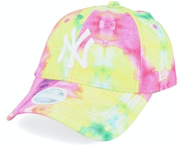 New York Yankees Womens Contemporary 9FortyMulticolorAdjustable - New Era