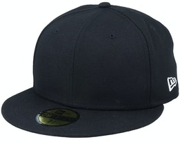Essential 59Fifty Black Fitted - New Era