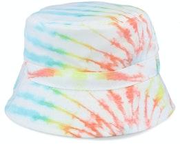 Kids Ne Tie Dye Bucket WhiteMulticolorBucket - New Era