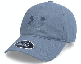 Isochill Armourvent Pitch Gray Dad Cap - Under Armour