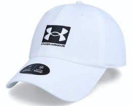 Ua Branded Hat White Dad Cap - Under Armour