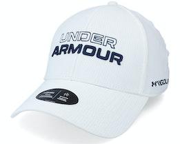 Jordan Spieth Tour Hat White Flexfit - Under Armour