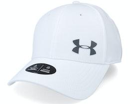 Golf Headline Cap 3.0 White Flexfit - Under Armour