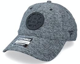 Boston Bruins Authentic Pro T&T Unstructured Black Dad Cap - Fanatics