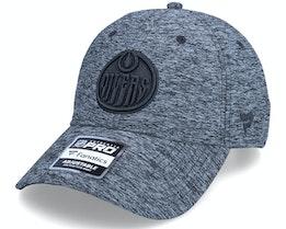 Edmonton Oilers Authentic Pro T&T Unstructured Black Dad Cap - Fanatics