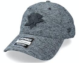 Pittsburgh Penguins Authentic Pro T&T Unstructured Black Dad Cap - Fanatics