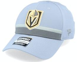 Vegas Golden Knights Authentic Pro Home Ice Grey Adjustable - Fanatics