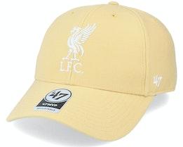 Liverpool Mvp Light Tan/White Adjustable - 47 Brand