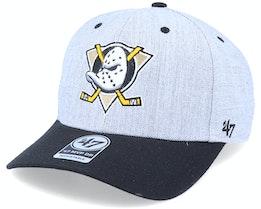 Anaheim Ducks Storm Cloud Mvp DP Charcoal/Black Adjustable - 47 Brand
