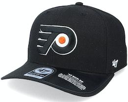 Philadelphia Flyers Cold Zone Mvp DP Black/White Adjustable - 47 Brand