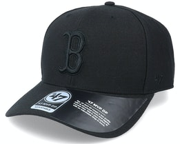 Boston Red Sox Cold Zone Mvp DP Black Adjustable - 47 Brand