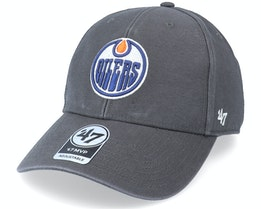 Edmonton Oilers Legend Mvp Charcoal Adjustable - 47 Brand
