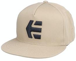 Icon Snapback Khaki Snapback - Etnies