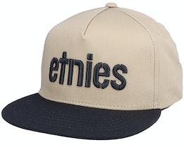 Corp Khaki Snapback - Etnies