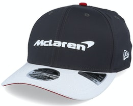 McLaren Special Edition Cn Cap Dark Grey/White Adjustable - Formula One