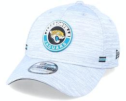 Jacksonville Jaguars NFL 20 On Field Road 39Thirty Grey Flexfit - New Era