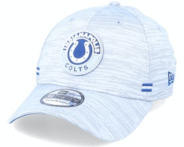 Indianapolis Colts NFL 20 On Field Road 39Thirty Grey Flexfit - New Era