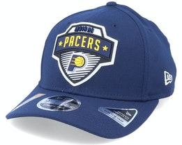Indiana Pacers NBA 20 Tip Off 9Fifty Navy Adjustable - New Era