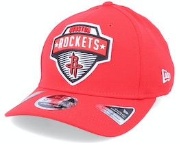 Houston Rockets NBA 20 Tip Off 9Fifty Red Adjustable - New Era
