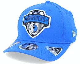 Dallas Mavericks NBA 20 Tip Off 9Fifty Blue Adjustable - New Era