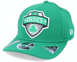 Boston Celtics NBA 20 Tip Off 9Fifty Green Adjustable - New Era